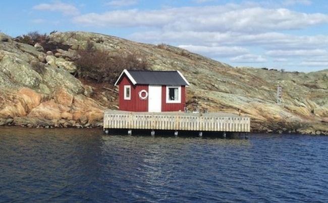 28 уютных домов, построенных своими руками