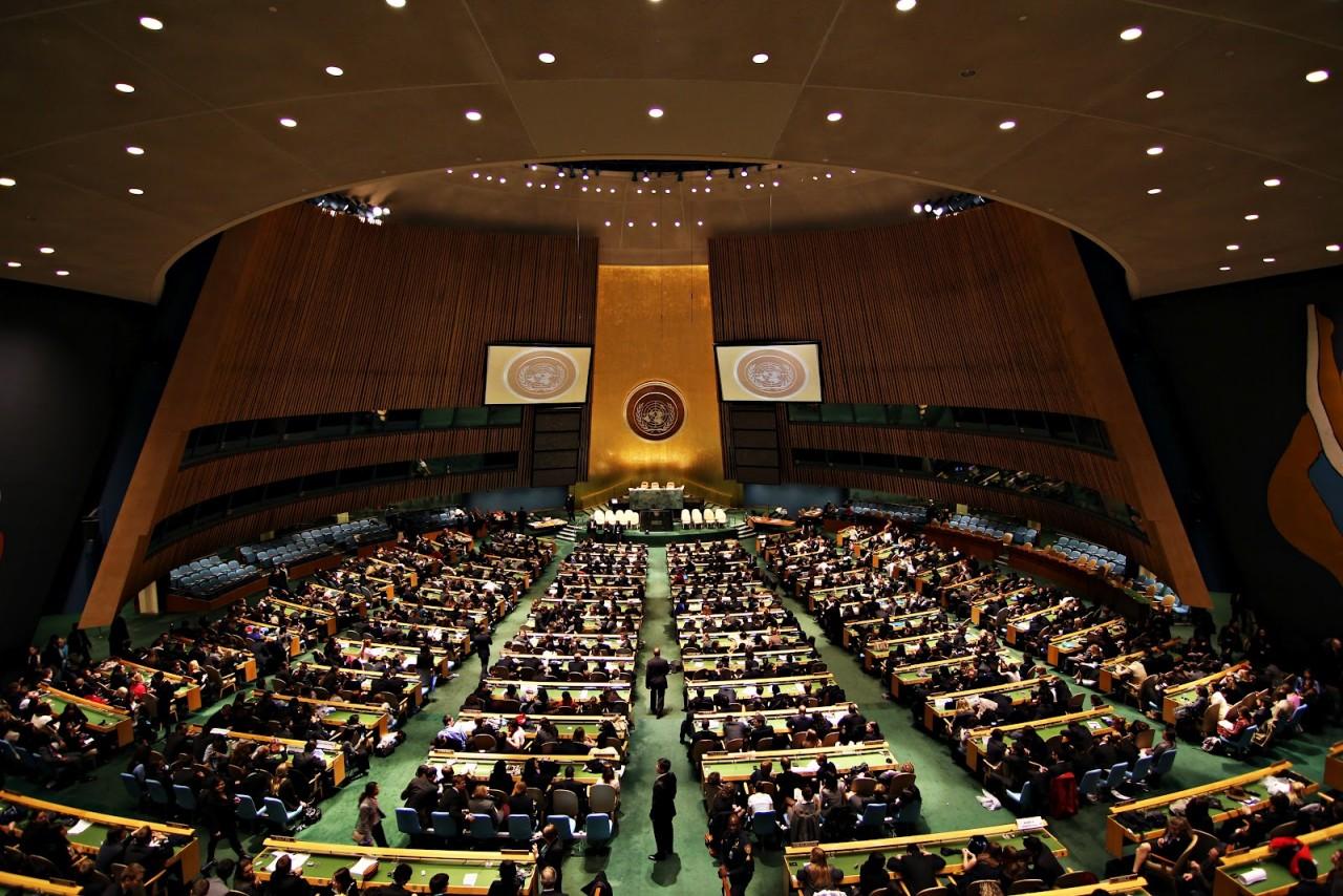 Террористы просят у ООН защиты от российских бомбежек