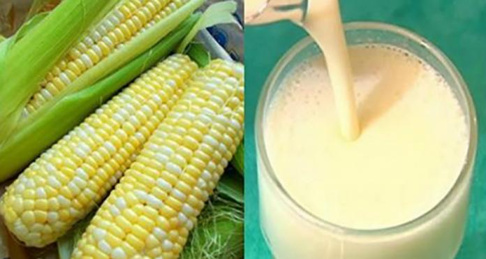 Очень легко приготовить: Кукурузный сок для борьбы с холестерином и процессом старения