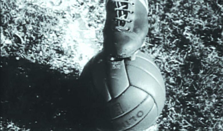 Футбол на руинах Сталинграда