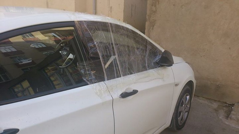 Автовладелец испытал ярость, перешедшую в радость добро, твори