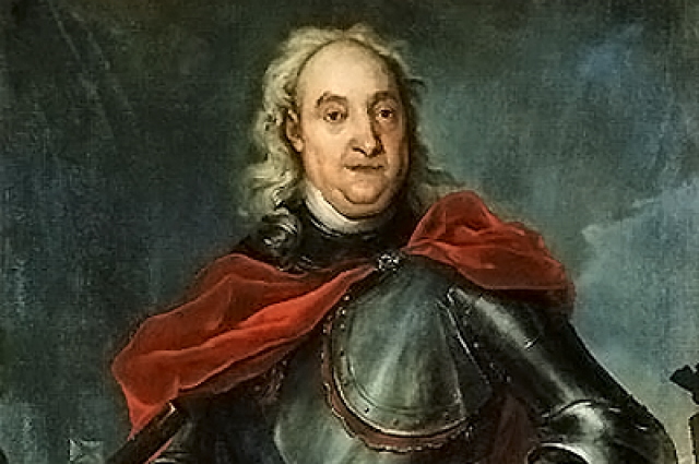Сухопутный адмирал. Как Апраксин вошел в историю с «потешными полками»