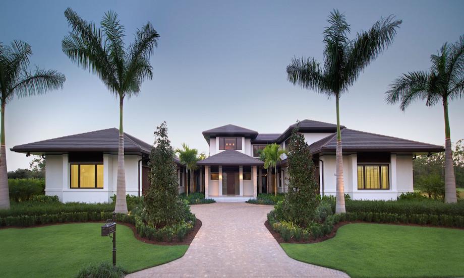 Дорогие  особняки  и  загородные  дома