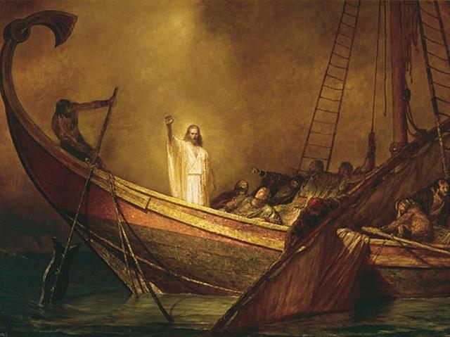 Ие Руса лим. Галилейские моря