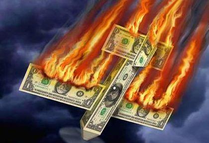 После угроз Америки в адрес России со счетов ФРС США за неделю исчезли $104 млрд