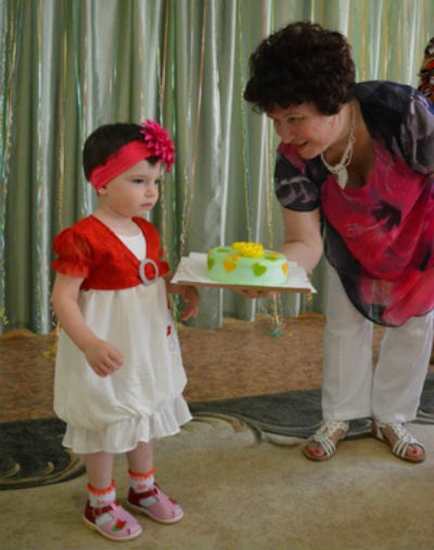 Тамбовская пенсионерка продала квартиру - и обрела полсотни внуков