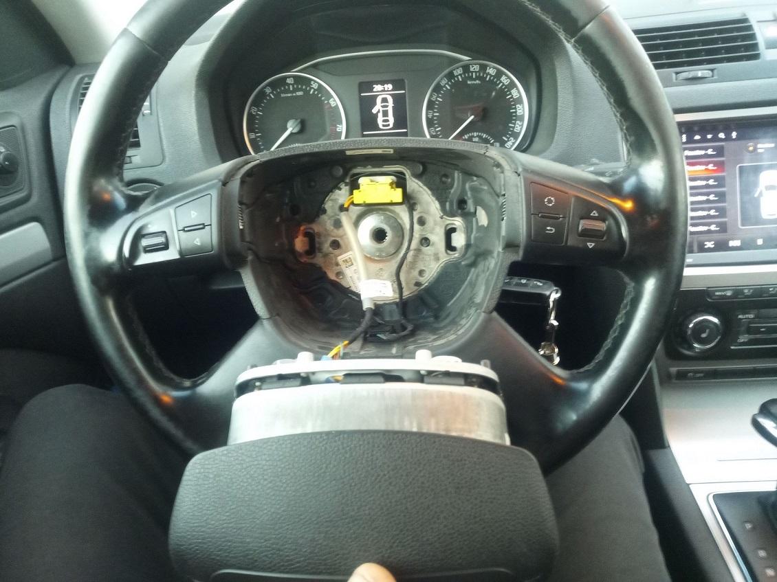 Обновляем руль