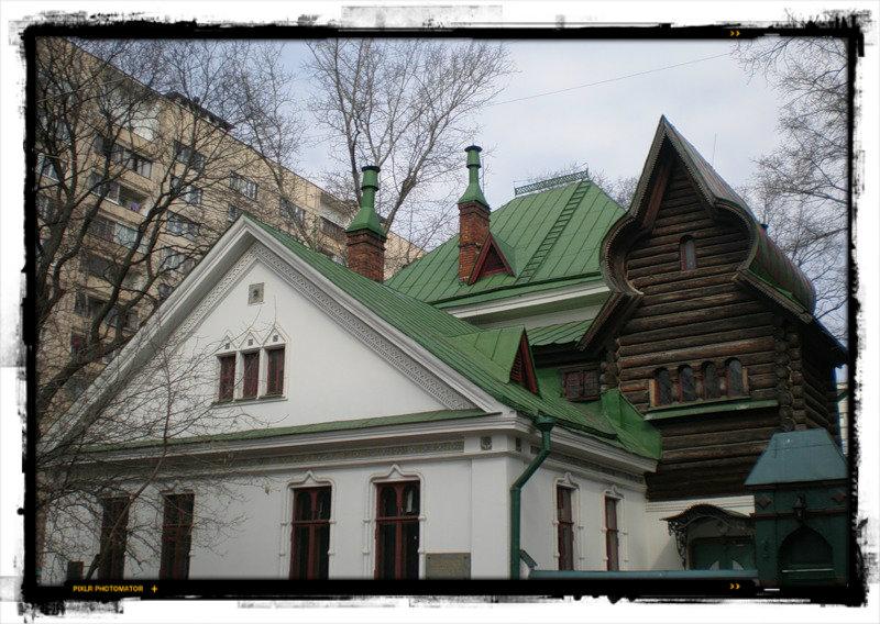 Дом-музей Васнецова Москва