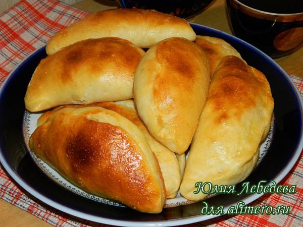 Пирожки с рисом и яйцами рецепт пошаговый