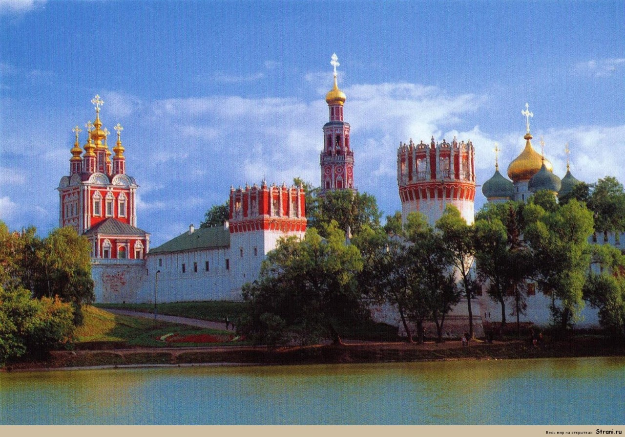 21 факт о Новодевичьем монастыре