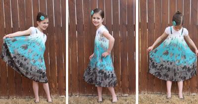 Как сшить платье для девочки…