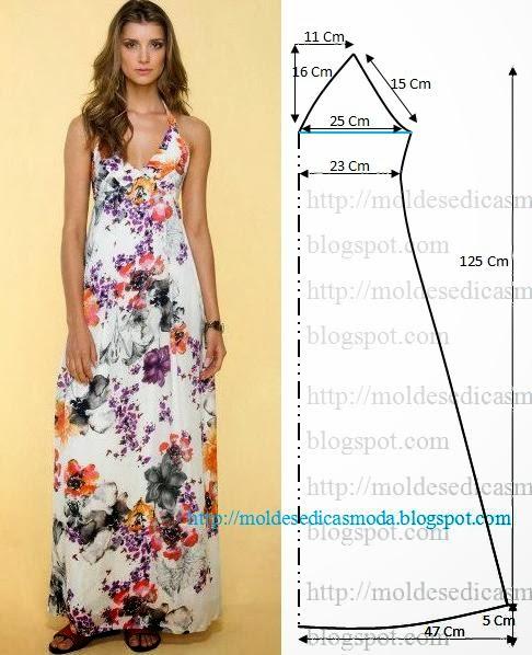 Как сшить сарафан летнее платье сшить своими руками