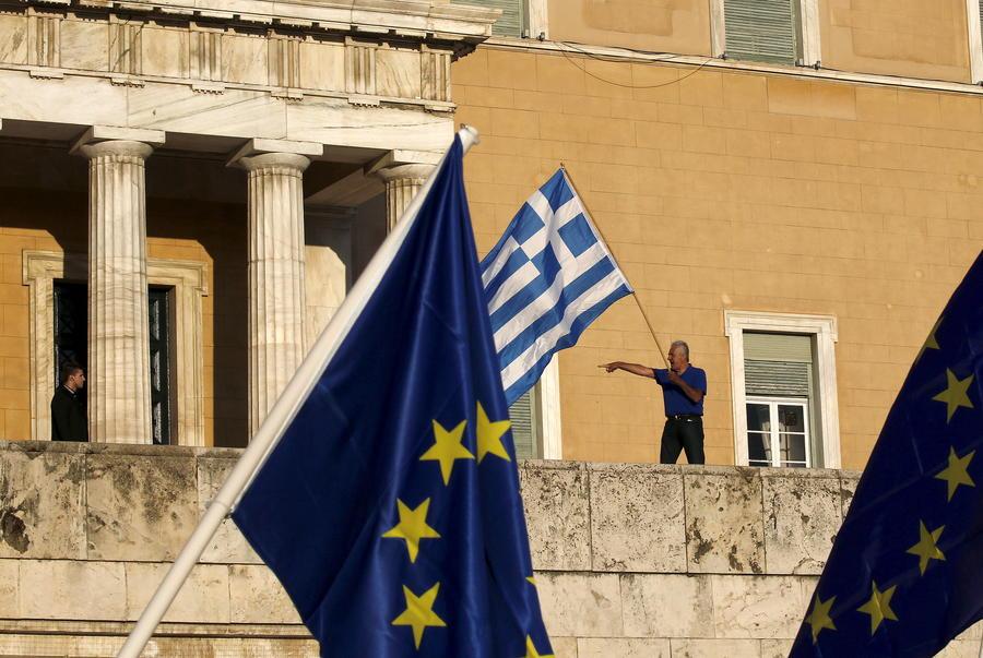 5 июля греки на референдуме решат вопрос о будущем страны в еврозоне