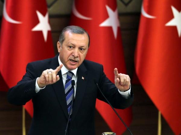 Эрдоган: Проекты ДАИШ иPYD имеют одних итехже авторов