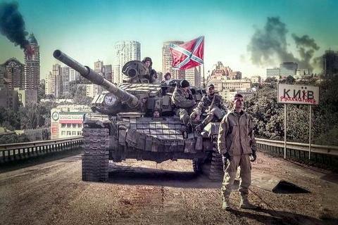 Киев вынуждает ополченцев идти на… Киев