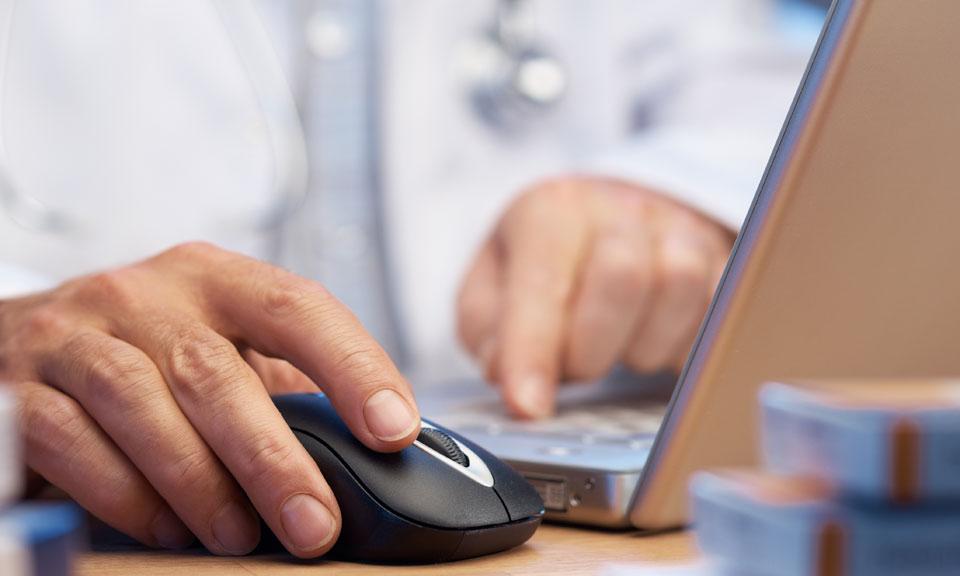 Компьютер вычисляет дату смерти больного