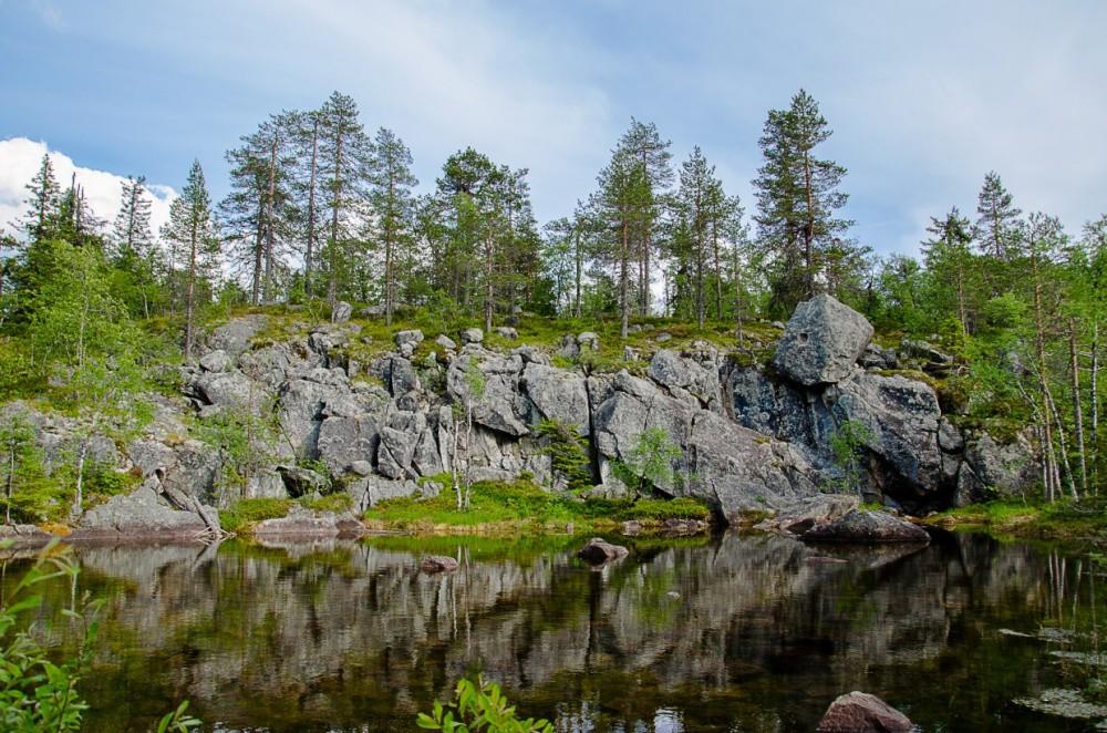 Гора Воттоваара, Карелия интересное, мистика, россия