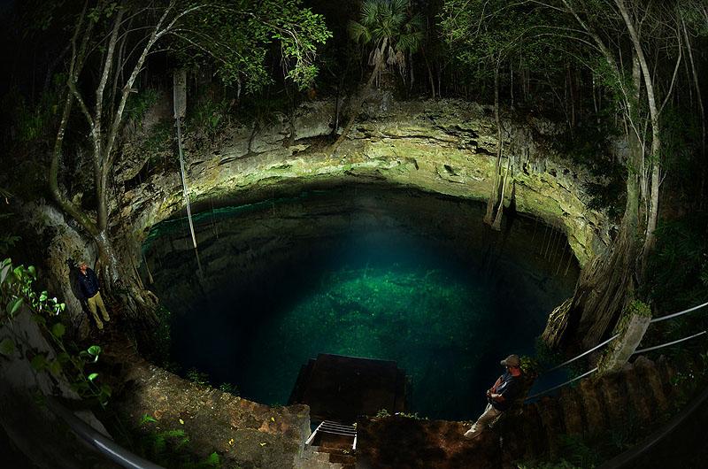 1166 Удивительные подводные пещеры