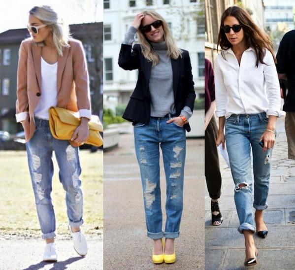 Чем сделать дырки на джинсах своими руками