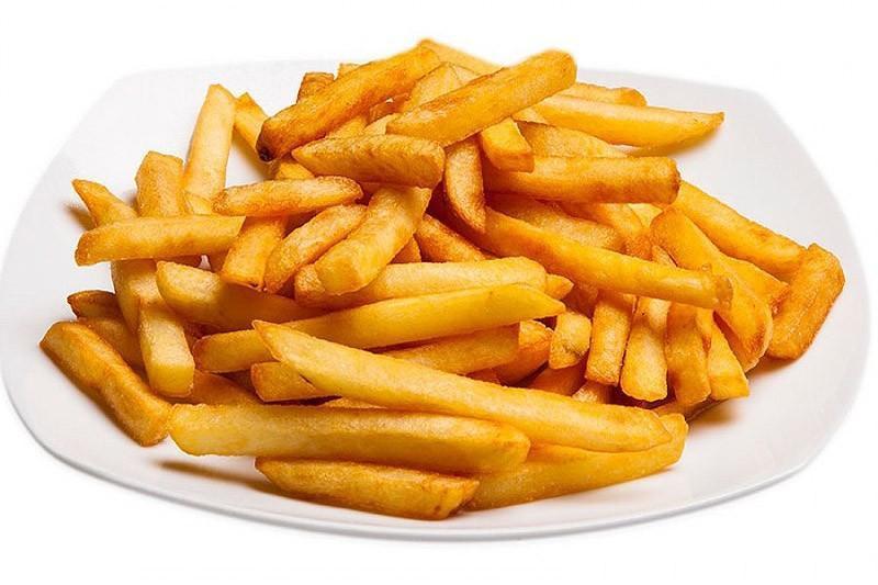 12. Жареная картошка в фаст-фудах и готовая в магазинах еда, здоровье, опасность, продукты