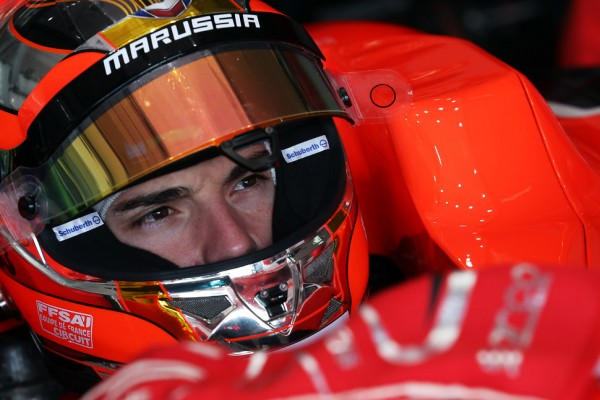 Пилот «Маруси» Бьянки находится без сознания после аварии на Гран-при Японии