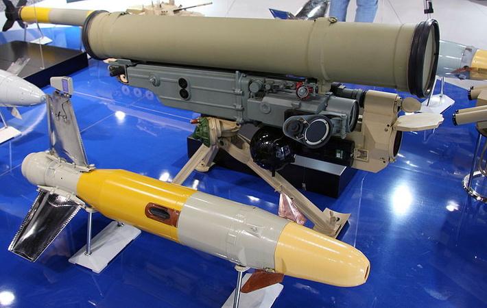 Россия готовит «убийцу танков Abrams»