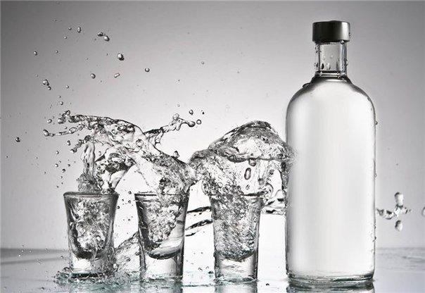 20 вариантов использования водки не по назначению.