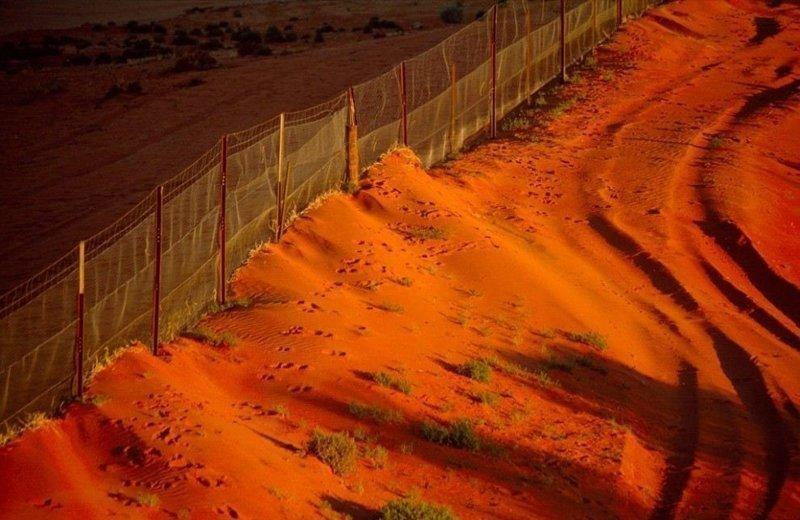«Великие стены» Австралии