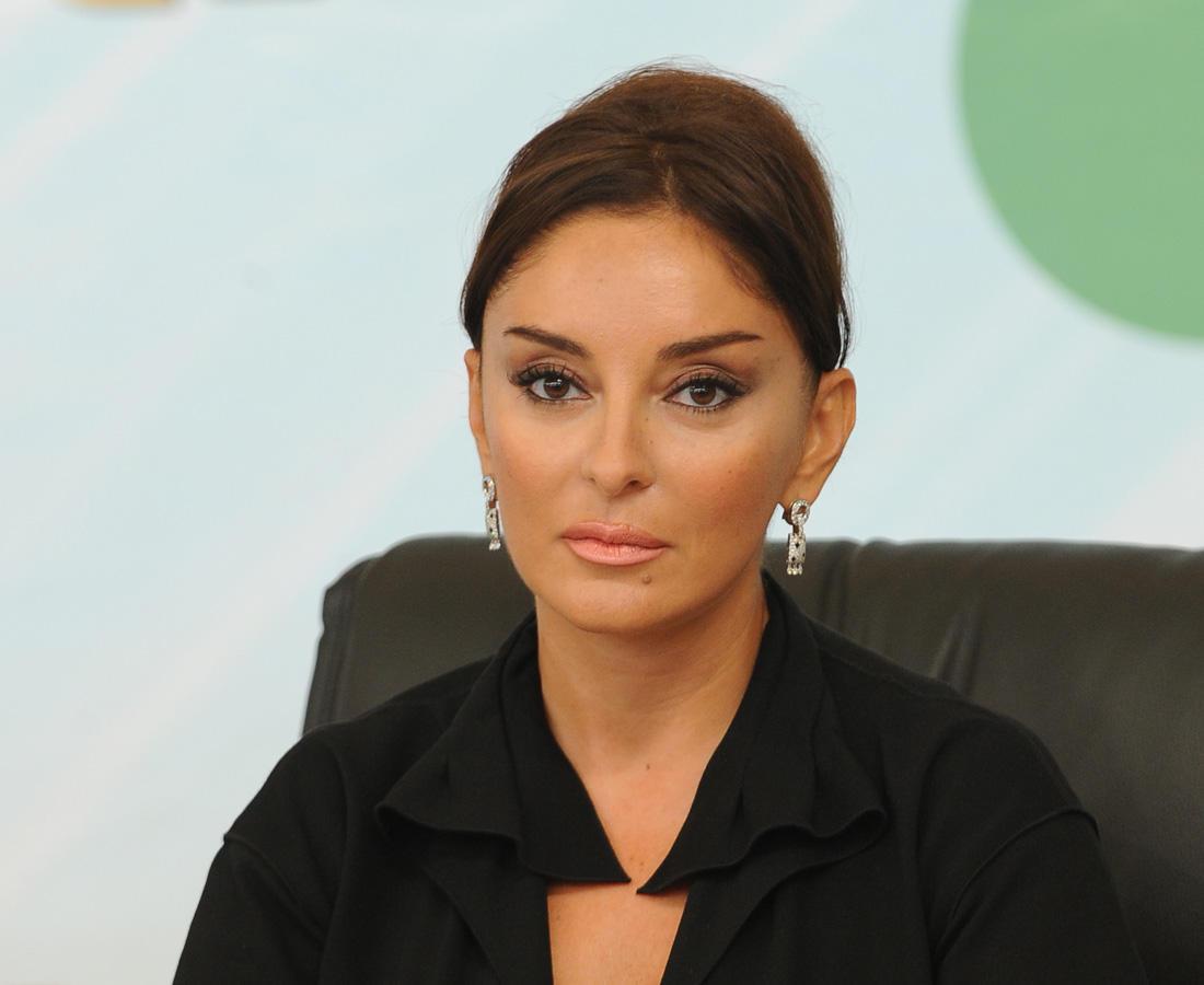 Первая леди Азербайджана зат…