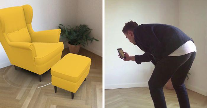 IKEA обставит вас: создано мобильное приложение дополненной реальности для дизайна интерьера
