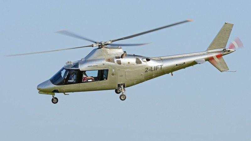 Санкт-Петербург закрыл топ-3 городов, в которых чаще всего продают вертолеты
