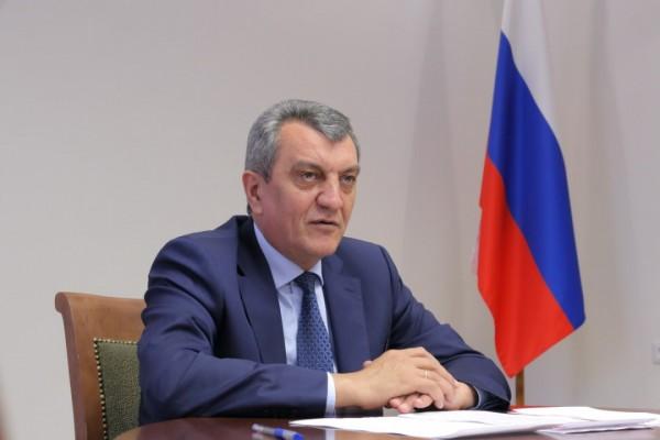 Сергей Иванович передал «при…