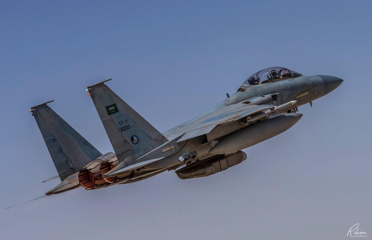 Саудовская Аравия начинает модернизацию истребителей F-15S до уровня F-15SA