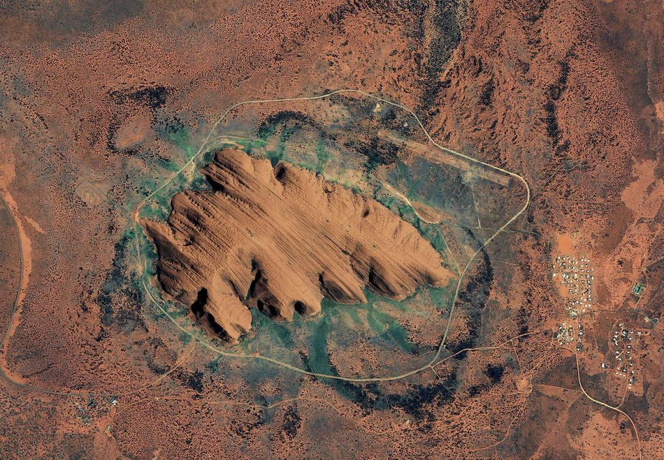 aerials0010 Вид сверху: Лучшие фото НАСА