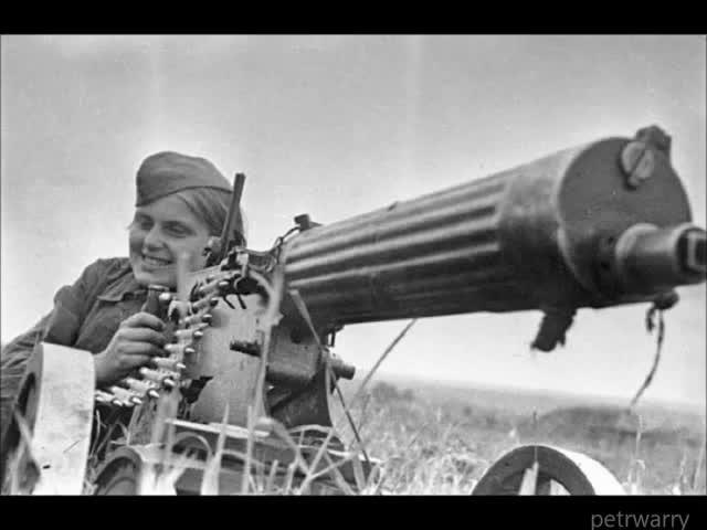 Великая Отечественная война (1941-1945) - фотохроника