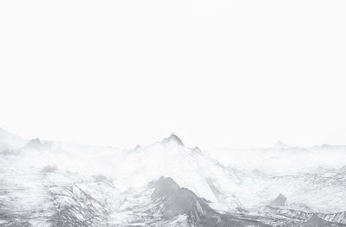 В поисках горизонта: серия фотографий «A Portrait of Ice» Калеба Каина Маркуса (Caleb Cain Marcus)