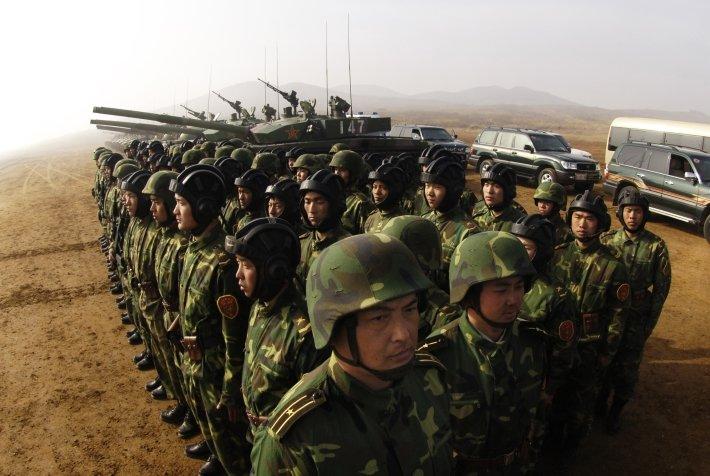 Пекин потребовал от США прекратить публиковать «догадки и домыслы» о китайской армии