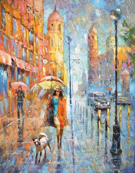 Чудесные картины Дмитрия Спироса (29 картин)