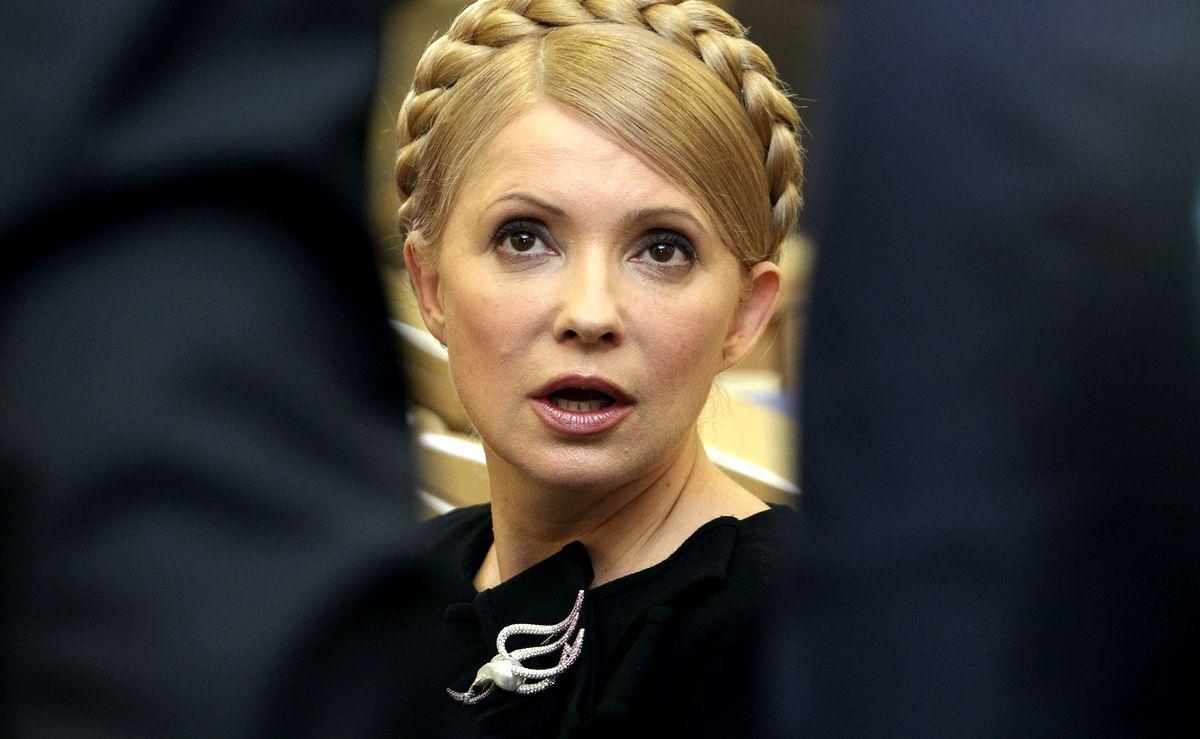 Тимошенко предложила украинс…