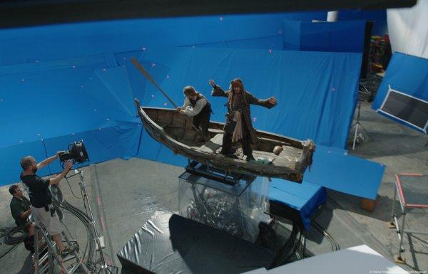 """Спецэффекты фильма """"Пираты Карибского моря: Мертвецы не рассказывают сказки"""""""