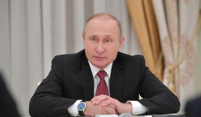 Путин простил безнадежных должников