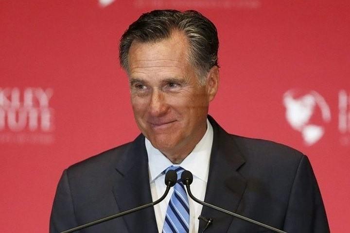 Митт Ромни назвал Дональда Трампа «жуликом»