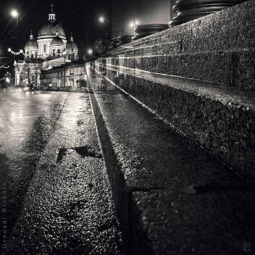 Навеяно осенью.... Фотограф Геннадий Блохин