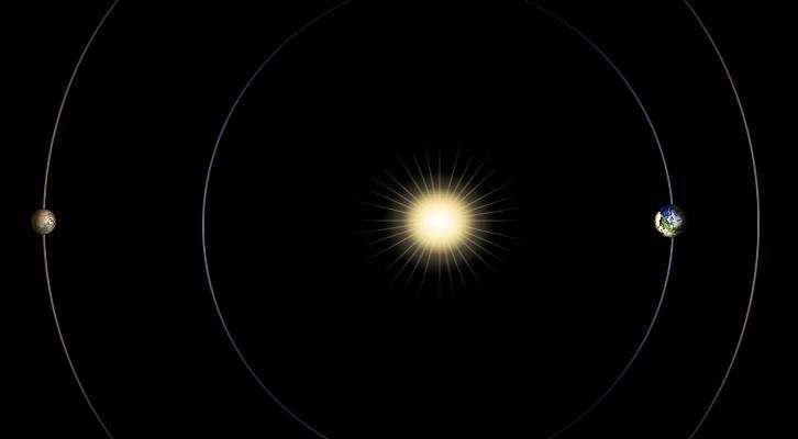 Грядущее противостояние Марса и Земли приостановит связь с космическими аппарата