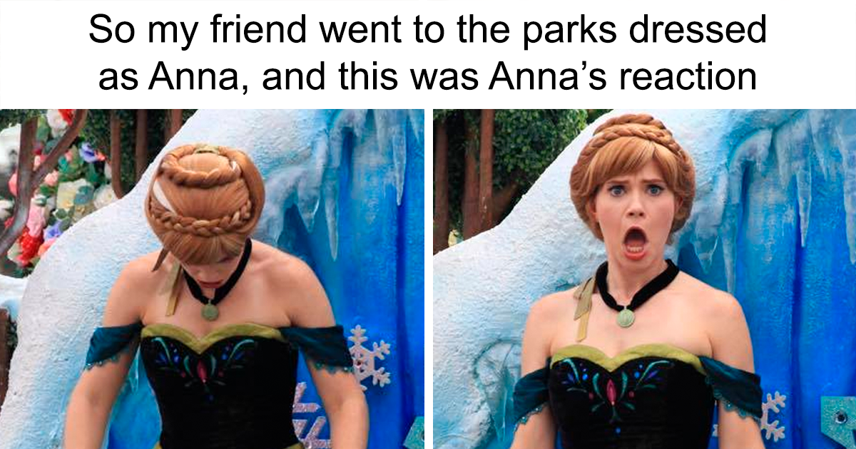 24 Of The Funniest And Most Wholesome Disney Employees Ever