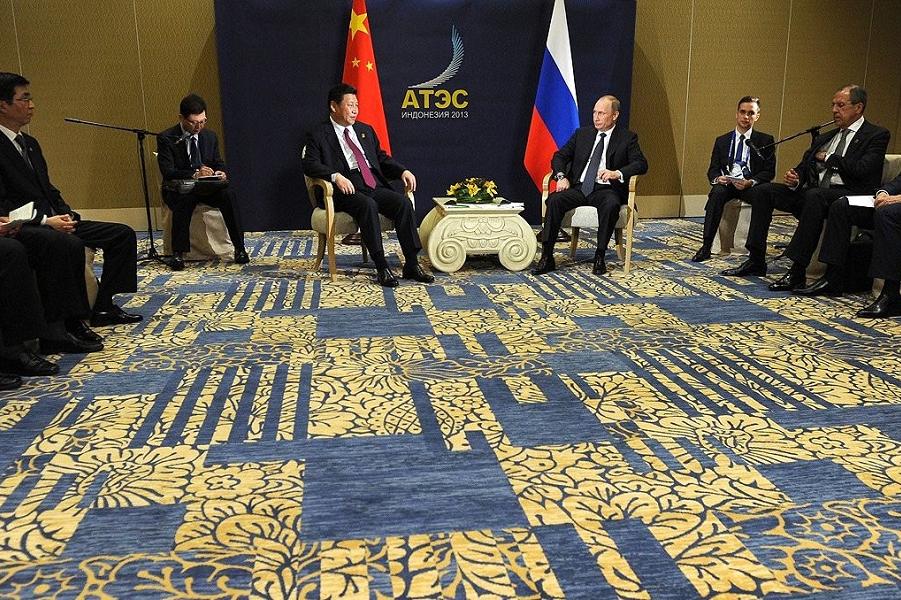Как Путин с Си Цзиньпином свой День рождения отмечал