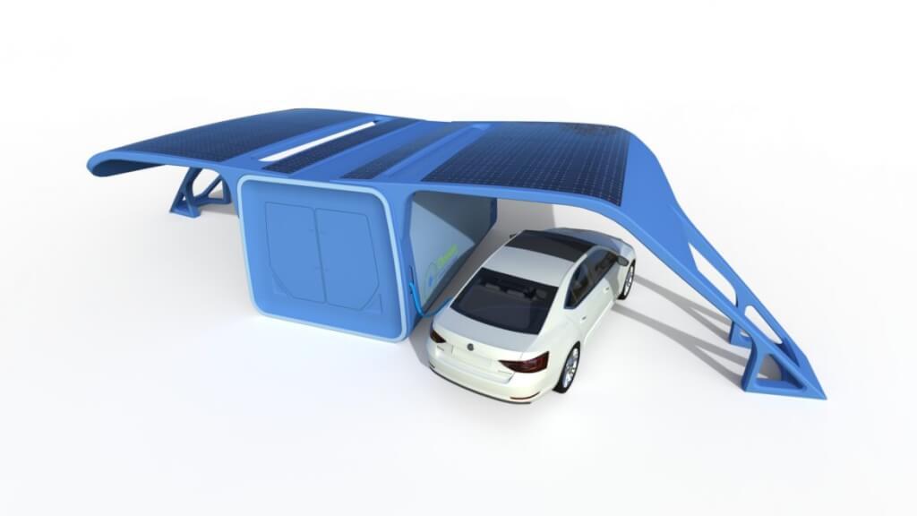 Зарядить электромобиль за 10 минут. Уникальное израильское изобретение