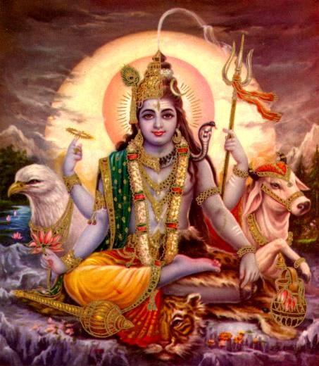 Устраняем границы (Нет сектантству!) →  Кришна - последователь Шивы?