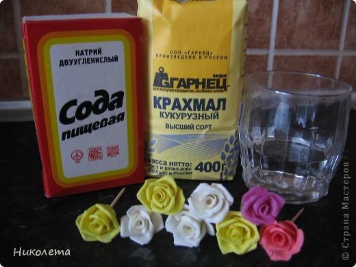 Самый простой рецепт холодного фарфора - без клея!