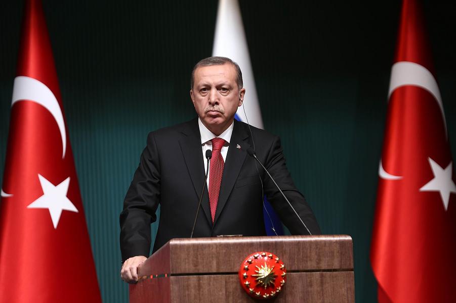 Чего-то турки хамить начали.…